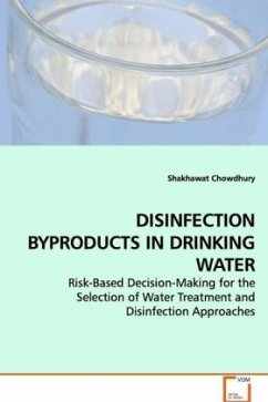 DISINFECTION BYPRODUCTS IN DRINKING WATER - Chowdhury, Shakhawat