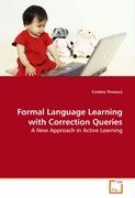 Formal Language Learning with Correction Queries
