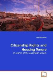 Citizenship Rights and Housing Tenure - Jed Donoghue