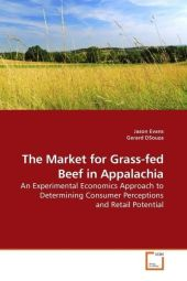The Market for Grass-fed Beef in Appalachia - Jason Evans