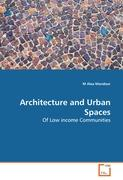 Architecture and Urban Spaces