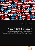 """I am 100% German!"""
