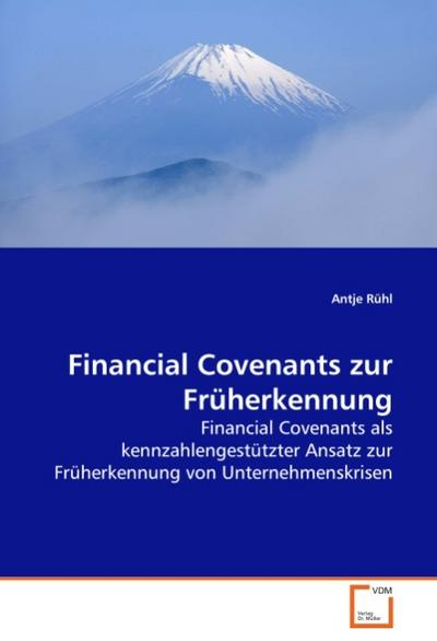 Financial Covenants zur Früherkennung - Antje Rühl