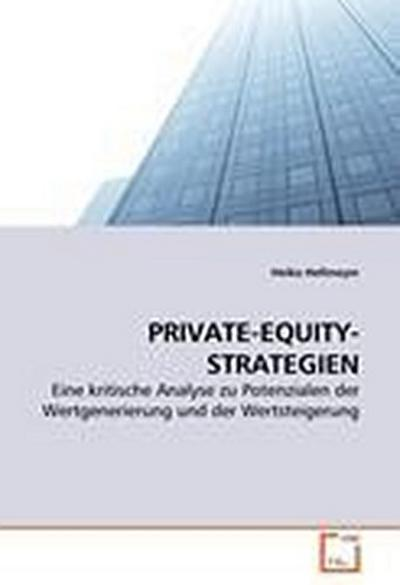 PRIVATE-EQUITY-STRATEGIEN - Heiko Hellmeyer