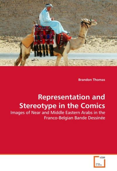 Representation and Stereotype in the Comics - Brandon Thomas