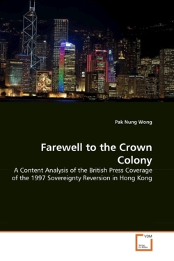 Farewell to the Crown Colony