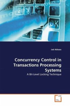 Concurrency Control in Transactions Processing Systems - Abbass, Jad
