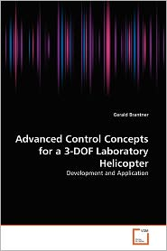 Advanced Control Concepts for a 3-DOF Laboratory Helicopter