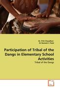 Participation of Tribal of the Dangs in Elementary School Activities