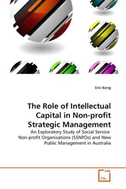 The Role of Intellectual Capital in Non-profit Strategic Management