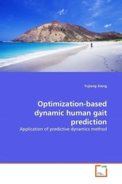 Optimization-based dynamic human gait prediction: Application of predictive dynamics method