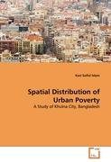 Spatial Distribution of Urban Poverty