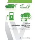 Lightweight Electric City Vehicle - Eitzinger Stefan