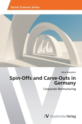 Spin-Offs and Carve-Outs in Germany - Alina Bastakoti