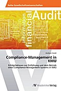 Compliance-Management In Kmu - Andreas Coradi