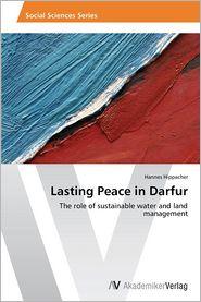 Lasting Peace in Darfur - Hippacher Hannes