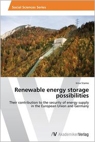Renewable energy storage possibilities - Stamo Irina
