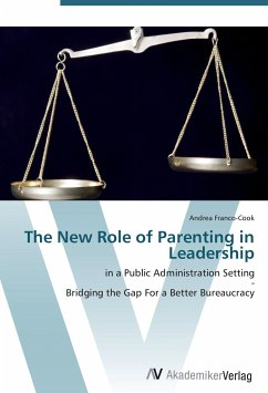 The New Role of Parenting in Leadership - Franco-Cook, Andrea
