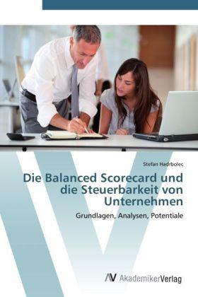 Die Balanced Scorecard und die Steuerbarkeit von Unternehmen - Grundlagen, Analysen, Potentiale - Hadrbolec, Stefan