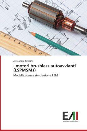 I motori brushless autoavvianti (LSPMSMs) - Modellazione e simulazione FEM - Sillicani, Alessandro
