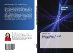 Laser assisted K-shell Compton effect