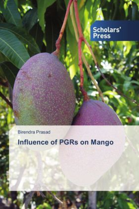 Influence of PGRs on Mango - Prasad, Birendra