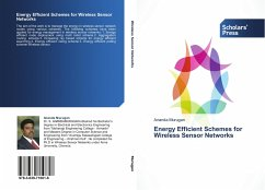 Energy Efficient Schemes for Wireless Sensor Networks