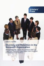 Diversity and Retention in the Nonprofit Organization - Ratib N. Haddad