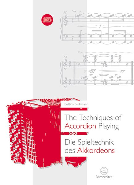 The Techniques of Accordion Playing / Die Spieltechnik des Akkordeons als Buch von Bettina Buchmann - Bettina Buchmann