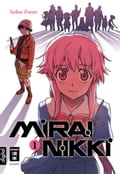 Mirai Nikki 01 - Josef Shanel, Matthias Wissnet, Sakae Esuno