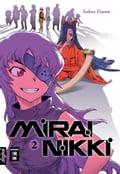Mirai Nikki 02 - Josef Shanel, Matthias Wissnet, Sakae Esuno