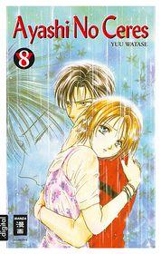 Ayashi No Ceres 08 - Yuu Watase, Antje Bockel (Translator)