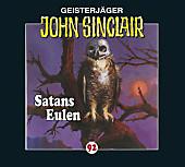 Gesterjäger John Sinclair - Satans Eulen, 1 Audio-CD
