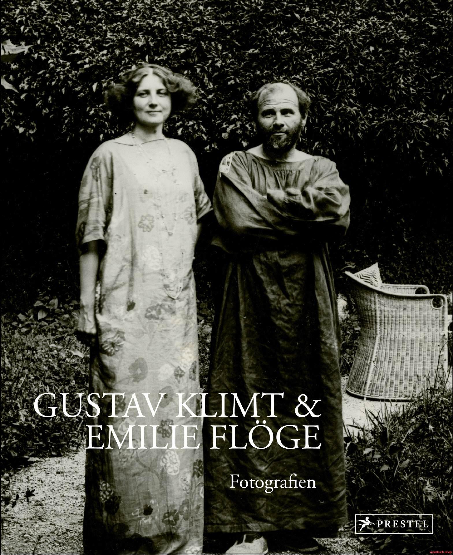 Gustav Klimt & Emilie Flöge  Fotografien - Agnes Husslein-Arco, Alfred Weidinger