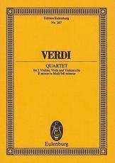 Verdi: Quartet - Giuseppe Verdi (composer)