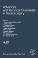 Advances and Technical Standards in Neurosurgery - L. Symon; L. Calliauw; F. Cohadon; B. F. Guidetti; F. Loew; H. Nornes; E. Pásztor; B. Pertuiset; J. D. Pickard; M. G. Ya?argil