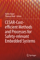 CESAR - Cost-efficient Methods and Processes for Safety-relevant Embedded Systems - Ajitha Rajan;  Ajitha Rajan;  Thomas Wahl;  Thomas Wahl