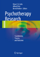 Psychotherapy Research: General Issues, Process, and Outcome