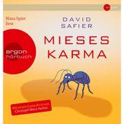 David, Safier: Mieses Karma