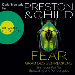 Fear - Grab des Schreckens / Pendergast Bd.12 (MP3-Download) - Preston, Douglas; Child, Lincoln