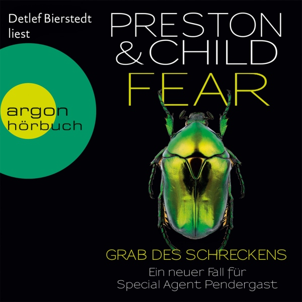 Fear: Grab des Schreckens (Pendergast 12), Hörbuch, Digital, 1073min - Douglas Preston, Lincoln Child