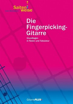 Die Fingerpicking-Gitarre (eBook, ePUB) - Lino Battiston