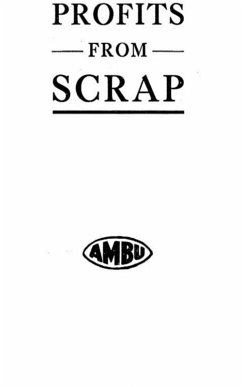 Profits from scrap (eBook, ePUB)