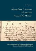 Hans Gutekunst: Novum Forum Nuwenmart Neuenmarckt Neumark bei Weimar