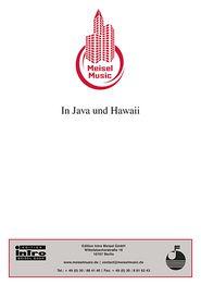 In Java und Hawaii: Single Songbook