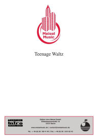 Teenage Waltz : as performed by Cliff Carpenter, Single Songbook - Ch. Gerard