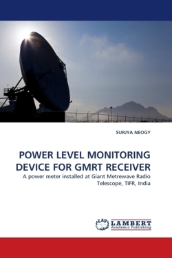 POWER LEVEL MONITORING DEVICE FOR GMRT RECEIVER