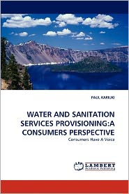 Water And Sanitation Services Provisioning