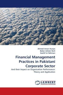 Financial Management Practices in Pakistani Corporate Sector
