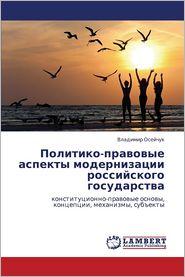 Politiko-pravovye aspekty modernizatsii rossiyskogo gosudarstva